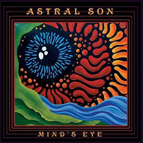 Astral Son - Mind's Eye (CD) - image 1 of 1