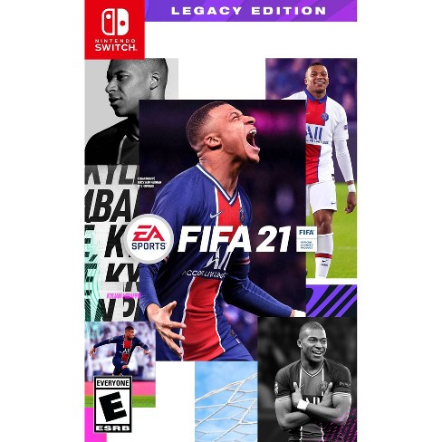 FIFA 21: Legacy Edition - Nintendo Switch - image 1 of 1