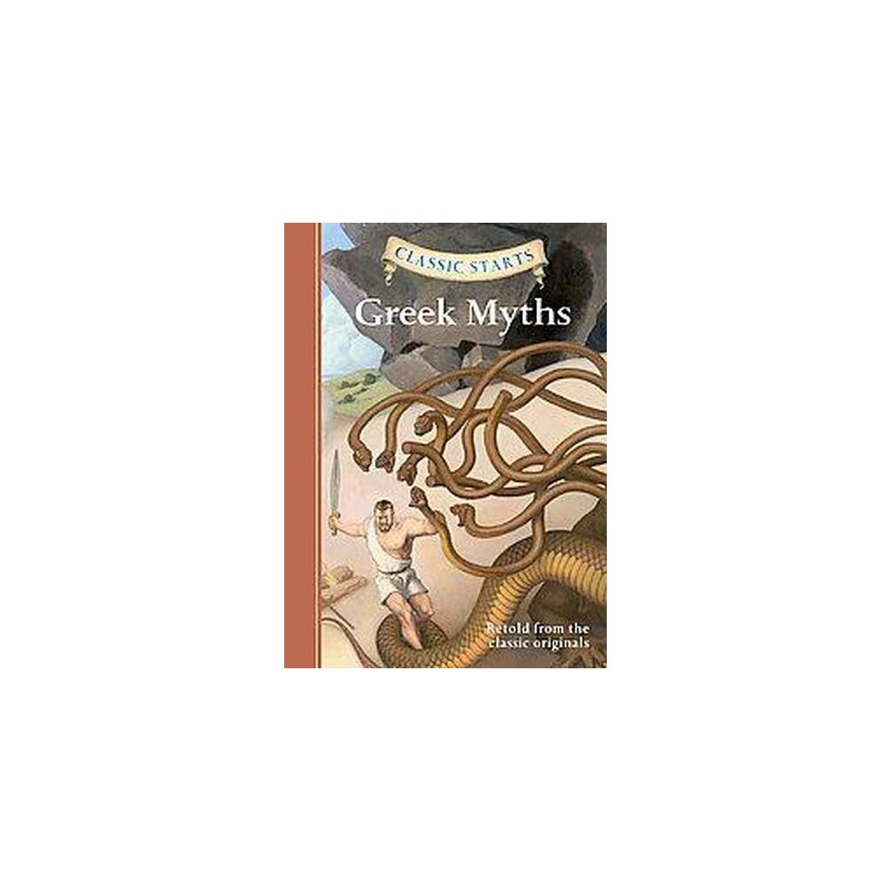 Greek Myths (Abridged) (Hardcover)