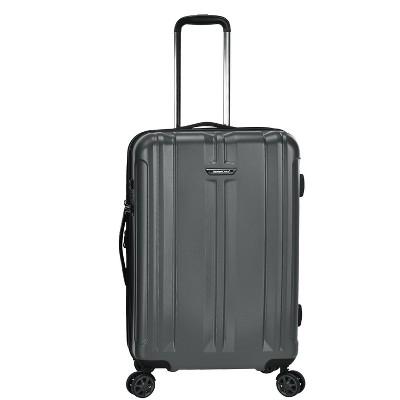 "Traveler's Choice 26"" La Serena Spinner Suitcase - Gray"