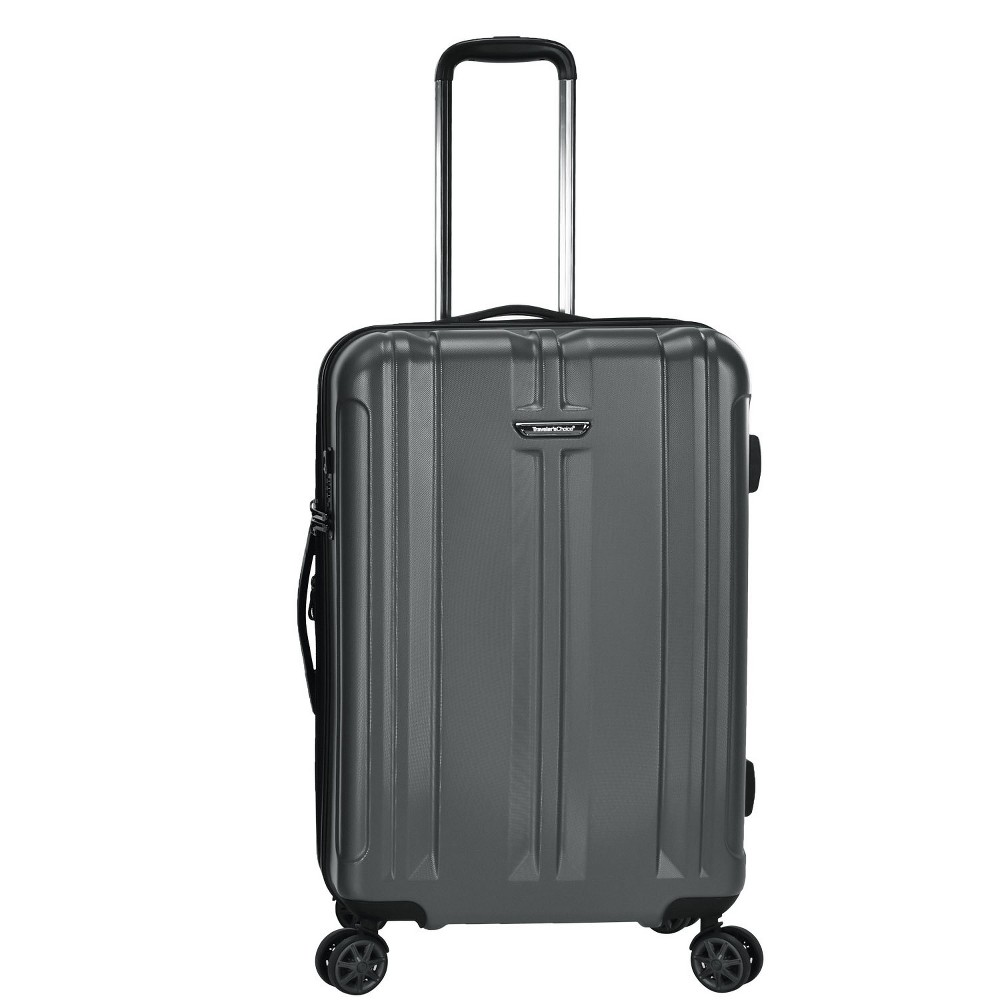 "Image of ""Traveler's Choice 26"""" La Serena Suitcase - Gray"""