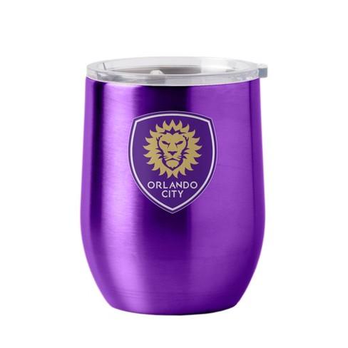 MLS Orlando City SC Ultra Curved Wine Tumbler 16oz - image 1 of 2