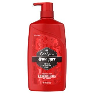 Old Spice Red Zone Swagger Body Wash - 30 Fl Oz : Target