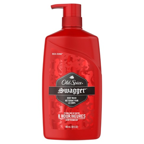 Old Spice Red Zone Swagger Body Wash - 30 fl oz - image 1 of 2