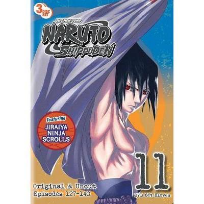 Naruto Shippuden: Box Set 11 (DVD)(2012)