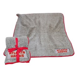 NBA Frosty Fleece Throw