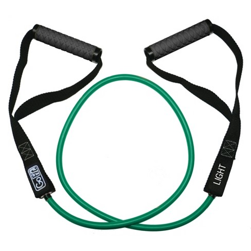 GoFit Power Tube with Handle Light - Green - image 1 of 4