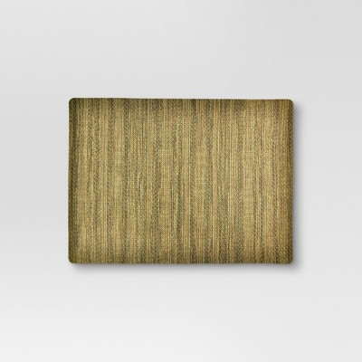 Brown Eva Woven Striped Placemat - Threshold™