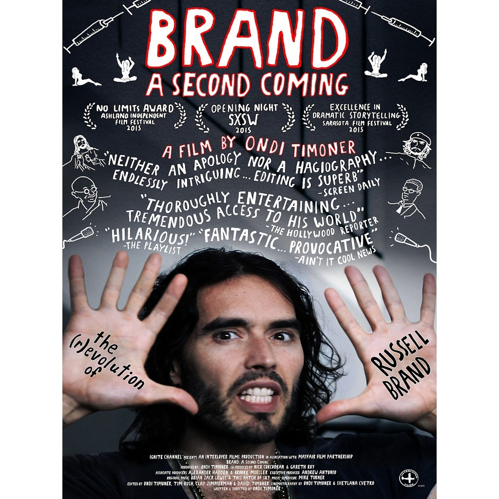 Brand:Second Coming (Dvd)