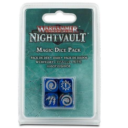 Warhammer Underworlds Nightvault Magic Dice Pack - image 1 of 1