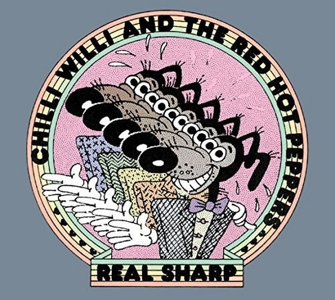 Chilli Willi And The - Real Sharp (CD) - image 1 of 1