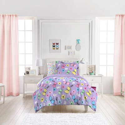 Sweet Butterfly Mini Bed in a Bag - Dream Factory