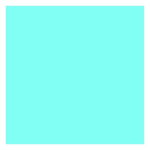 ArtKraft Duo-Finish Paper Roll, 50 lb, 36 Inches x 1000 Feet, Sky Blue - image 1 of 1