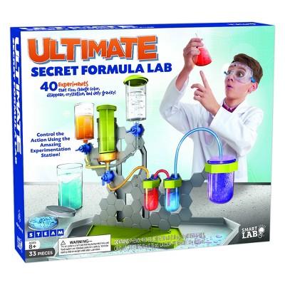 SmartLab Toys Ultimate Secret Formula Lab Kit