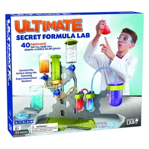 SmartLab Toys Ultimate Secret Formula Lab Kit - image 1 of 4