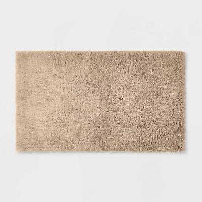 "24""x40"" Ultra Soft Tufted Bath Rug Sand - Casaluna™"
