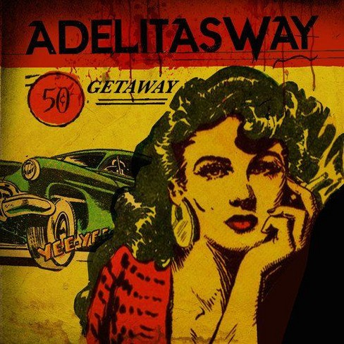 Adelitas way - Getaway (CD) - image 1 of 1