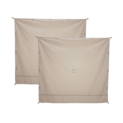 Gazelle Wind Panel Accessory For Portable Canopy Gazebo Screen Tents (4 Pack)  Target  sc 1 st  Target & Gazelle Wind Panel Accessory For Portable Canopy Gazebo Screen Tents ...