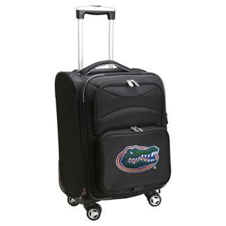 NCAA Georgia Bulldogs Spinner Wheels Carry On Suitcase
