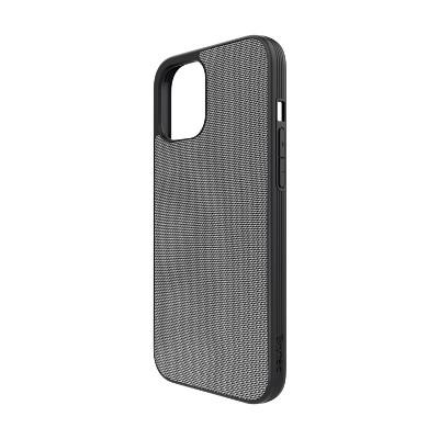 Evutec Apple iPhone Nylon Case with AFIX+ Vent Mount - Gray