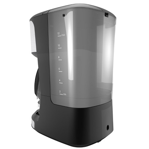 2f8fd8d842e1 ... 12 Cup Automatic Programmable Coffee Maker - Black Stainless Steel  CM4100S. Shop all BLACK+DECKER