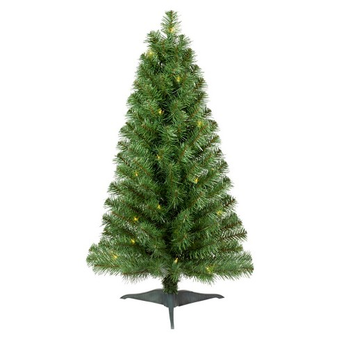 3ft Prelit Slim Artificial Christmas Tree Alberta Spruce Clear Lights -  Wondershop™ - 3ft Prelit Slim Artificial Christmas Tree Alberta... : Target