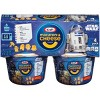 Kraft Easy Mac Star Wars Shapes Macaroni & Cheese - 7.6oz/4pk - image 2 of 4