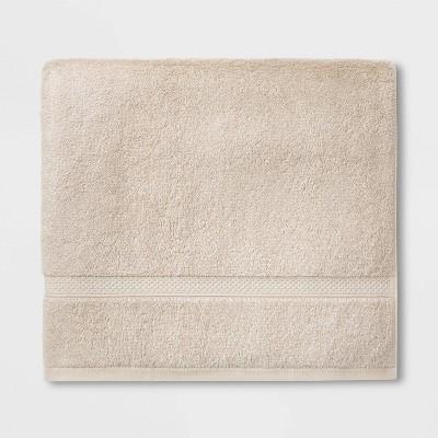 Soft Solid Bath Towel Sandalwood - Opalhouse™