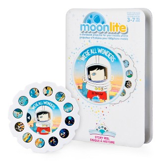 Moonlite - Were All Wonders Story Reel for Moonlite Storybook Projector, for Ages 3 and Up