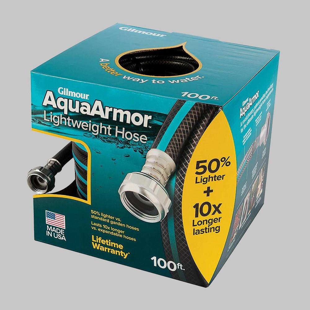 Image of Gilmour 100' AquaArmor Lightweight Hose