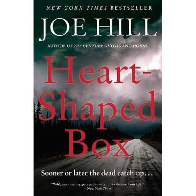 Heart-Shaped Box - by  Joe Hill (Paperback)