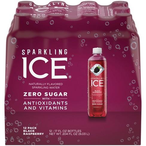 Sparkling Ice® Black Raspberry - 12pk/17 fl oz Bottles - image 1 of 5