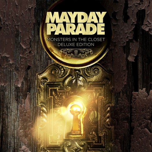 Mayday parade - Monsters in the closet (CD) - image 1 of 1
