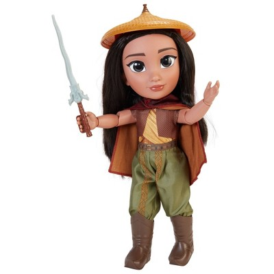 Disney's Raya and the Last Dragon Raya Warrior Doll