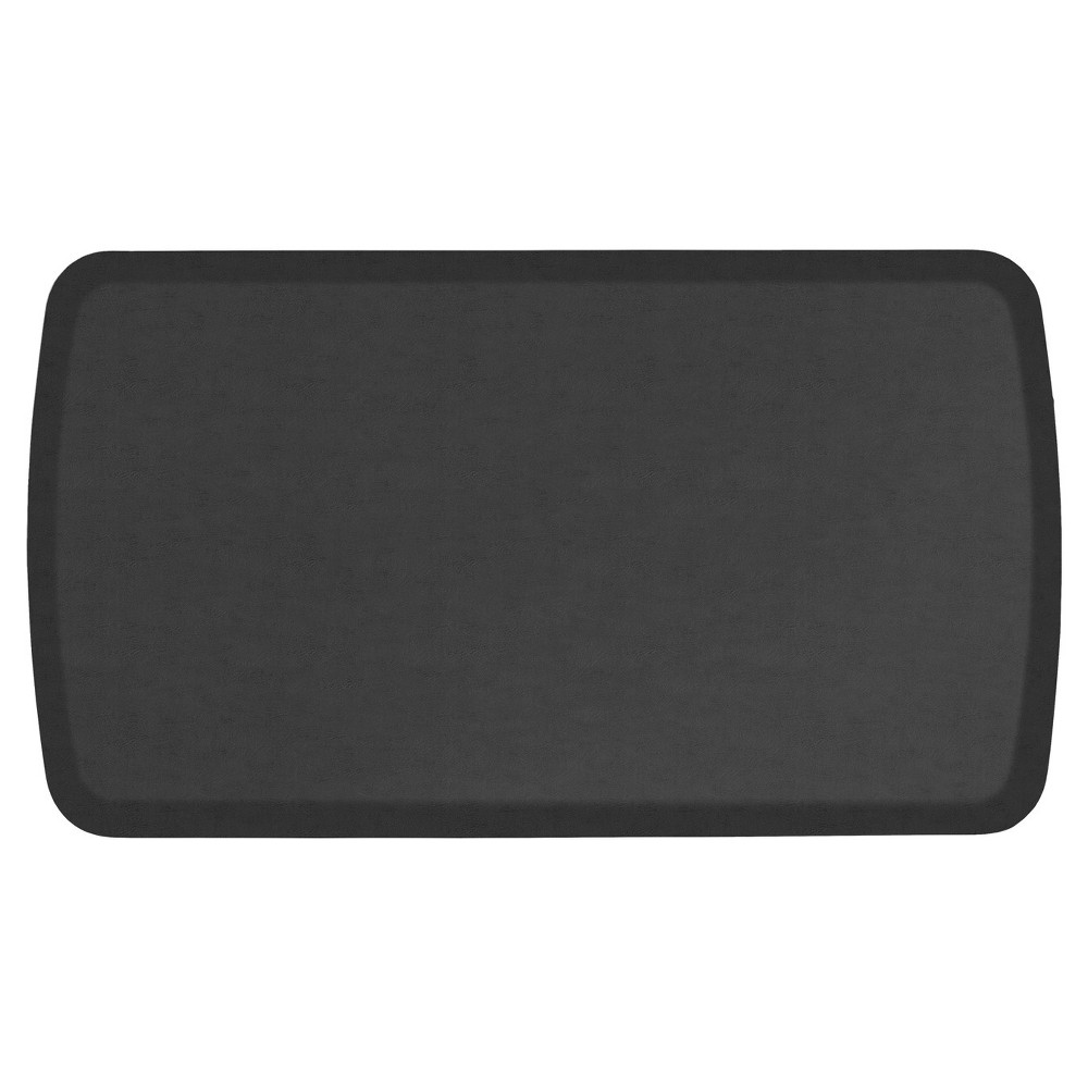 Gelpro Elite Vintage Leather Comfort Kitchen Mat - Slate (Grey) (20