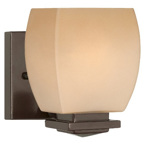 Lite Source Orazio Wall Light - Brown - image 1 of 1