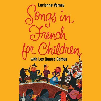 Lucienne Vernay - Songs in French for Children (CD)