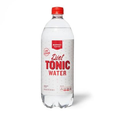 Diet Tonic Water - 33.8 fl oz Bottle - Market Pantry™