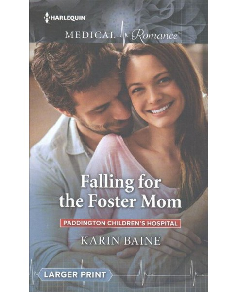 Falling for the Foster Mom (Paperback) (Karin Baine) - image 1 of 1