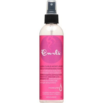 Curls Lavish Curls Daily Moisturizer - 8oz
