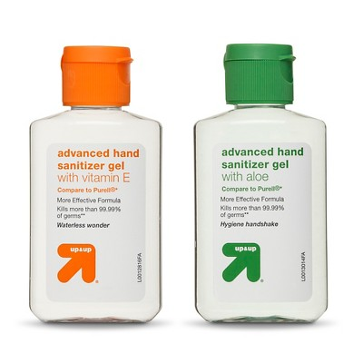 Assorted Hand Sanitizer 2oz - Up&Up™ (Compare to Purell)