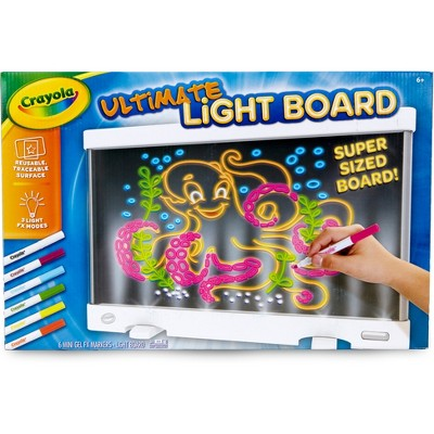 "Crayola Ultimate Light Board 11.5"" x 18"""