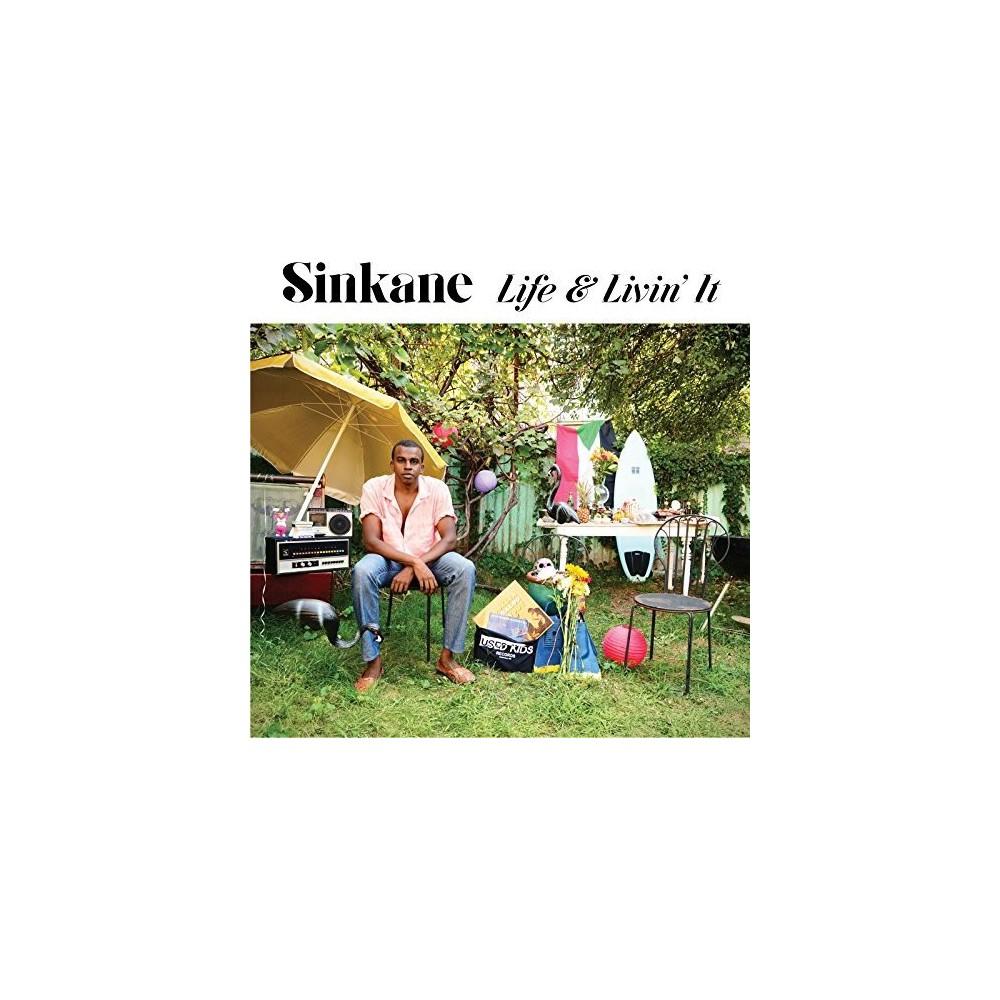 Sinkane - Life & Livin It (Vinyl)