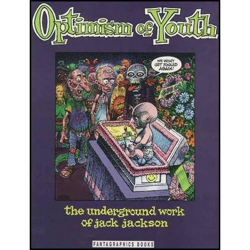 Optimism of Youth - by  Jack Jackson (Paperback) - image 1 of 1