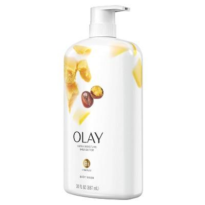 Olay Ultra Moisture Body Wash With Shea Butter - 30 Fl Oz