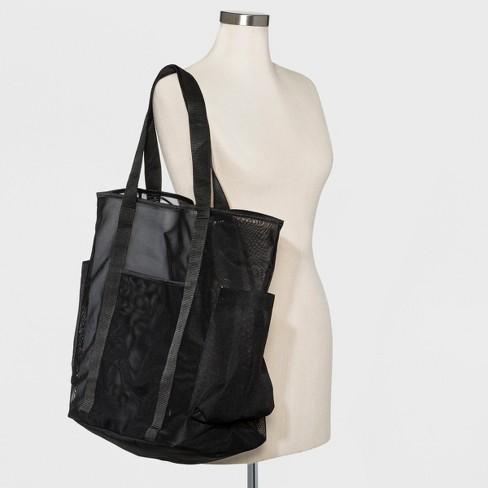 4d788a93ef796c Mesh Tote Handbag - Shade & Shore™ : Target