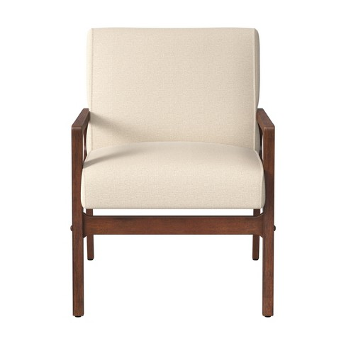 Peoria Wood Arm Chair Tan - Project 62™ - image 1 of 6