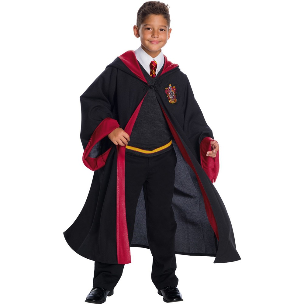 Kid's Harry Potter Gryffindor Student Halloween Costume M, Kids Unisex