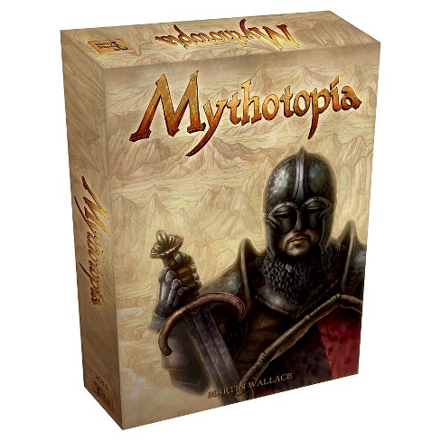 Mythotopia Deck-Building Card Game - image 1 of 2
