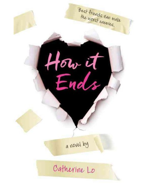 How It Ends (Hardcover) (Catherine Lo) - image 1 of 1